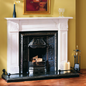 fireplaces dublin acanthus leaf1